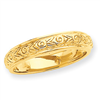 14k Wedding Band ring