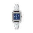Ladies Kremena Palladium-plated Blue Dial Swiss Quartz Watch