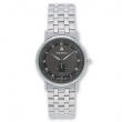Mens Kremena Stainless Steel Gray Dial Swiss Quartz Watch