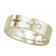 14KY Men's Diamond Ring